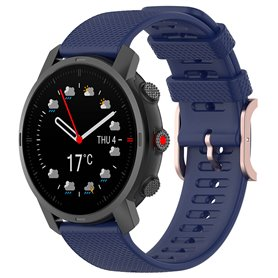 Sport Armband Silicone Polar Grit X - Dark blue
