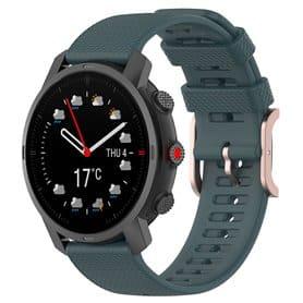 Sport Armband Silicone Polar Grit X - Greyblue