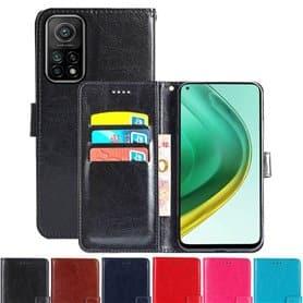 Phonecase wallet 3-card Xiaomi Mi 10T