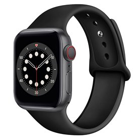 Apple Watch 6 (44mm) Sport Armband - Black