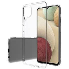 Clear Silicone Case Samsung Galaxy A12