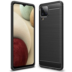 Brushed silicone case Samsung Galaxy A12