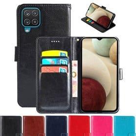 Phonecase wallet 3-card Samsung Galaxy A12