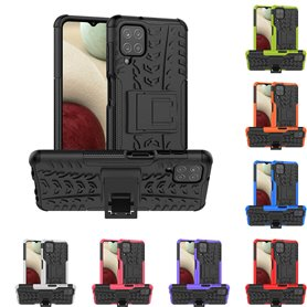 Shockproof case with stand Samsung Galaxy A12