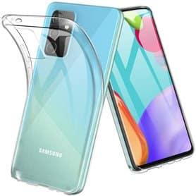 Clear Silicone Case Samsung Galaxy A72 5G