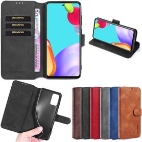 DG-Ming mobile wallet 3-card Samsung Galaxy A52 5G