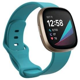 Sport Armband Silicone Fitbit Sense - Mint