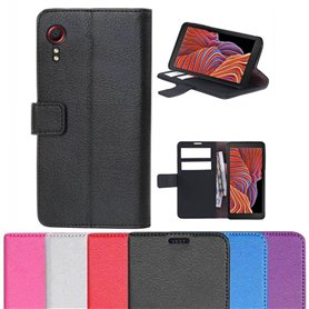 Phonecase wallet 2-card Samsung Galaxy Xcover 5
