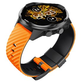 Twin Sport Bracelet Suunto 7 - Orange/black