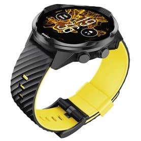 Twin Sport Bracelet Suunto 7 - Black/yellow