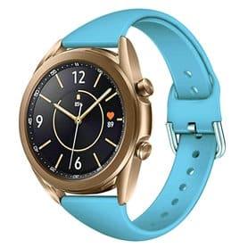 Sport Bracelet Samsung Galaxy Watch 3 (45mm) - Light blue