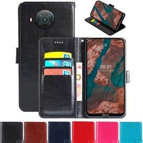 Phonecase wallet 3-card Nokia X20