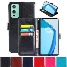 Phonecase wallet 3-card OnePlus 9