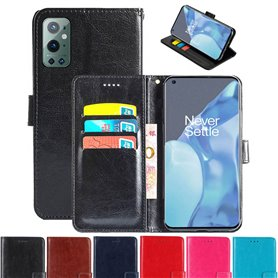 Phonecase wallet 3-card OnePlus 9 Pro