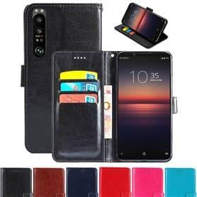 Phonecase wallet 3-card Sony Xperia 1 III