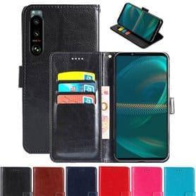 Phonecase wallet 3-card Sony Xperia 5 III