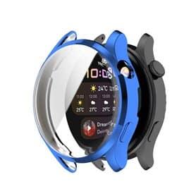 Silicone case Huawei Watch 3 - Blue