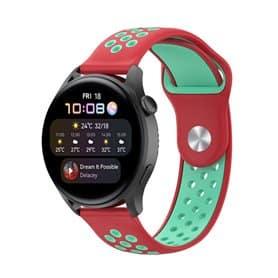 EBN Sport Armband Huawei Watch 3 - Red/mint