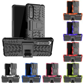 Shockproof case with stand Sony Xperia 5 III