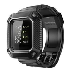 SUPCASE UB Pro Bracelet Fitbit Versa 3 - Black
