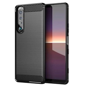 Brushed silicone case Sony Xperia 1 III