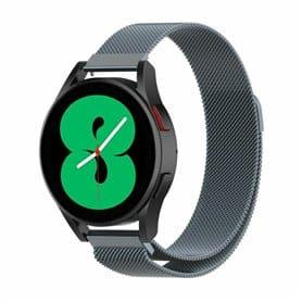 Milanese Armband Samsung Galaxy Watch 4 (40/44) - Gray