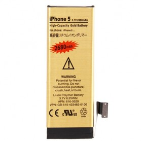 Battery Gold iPhone 5