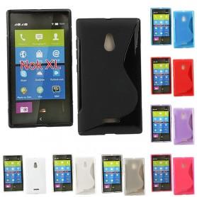 S Line silikon skal Nokia XL