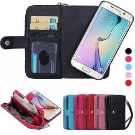 Mobilväska 2 i 1 Galaxy S6 Edge Plus