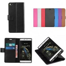Mobilplånbok Huawei Ascend P8 Lite