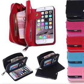 Mobilväska 2 i 1 iPhone 4