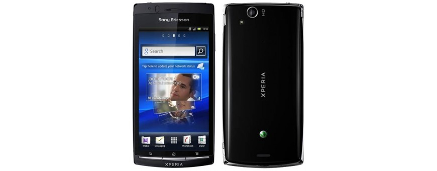 Buy mobile accessories for Sony Xperia Arc S CaseOnline.se