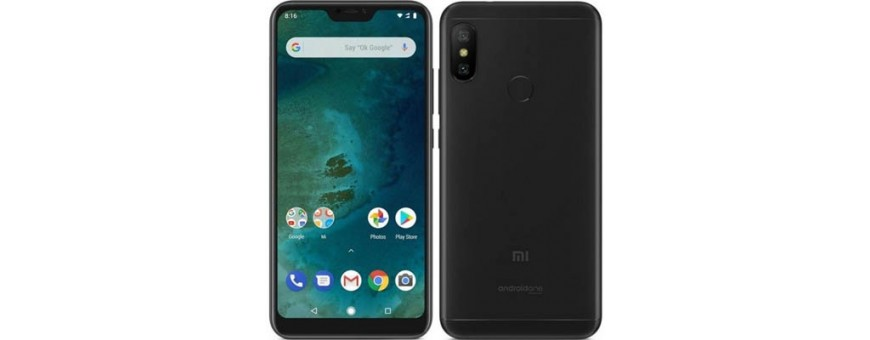 Buy mobile cover and cover for Xiaomi Mi A2 Lite at CaseOnline.se