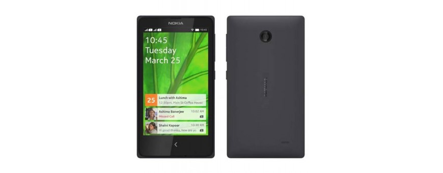 Cheap mobile accessories for Nokia X + CaseOnline.se