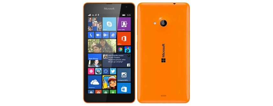 Buy Mobile Accessories for Microsoft Lumia 535 - CaseOnline.se