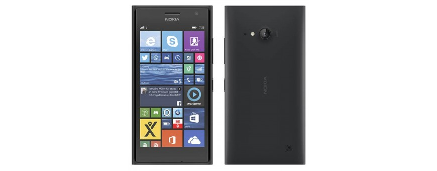 Buy mobile shell for Nokia Lumia 735 CaseOnline.se