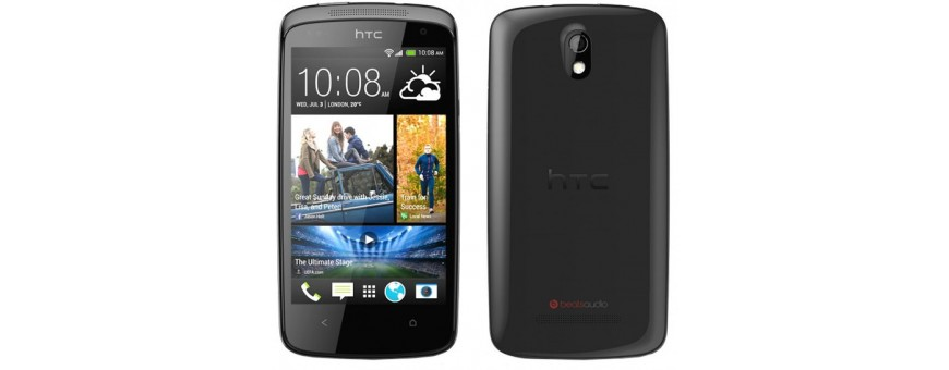 Buy mobile accessories for the HTC Desire 500 at CaseOnline.se