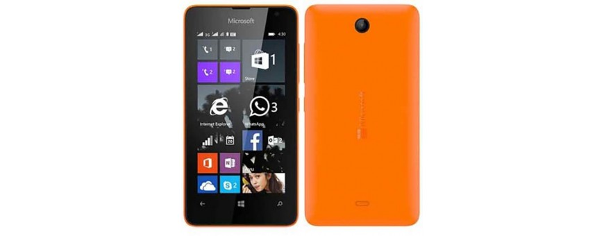 Buy mobile accessories for the Microsoft Lumia 430 at CaseOnline.se