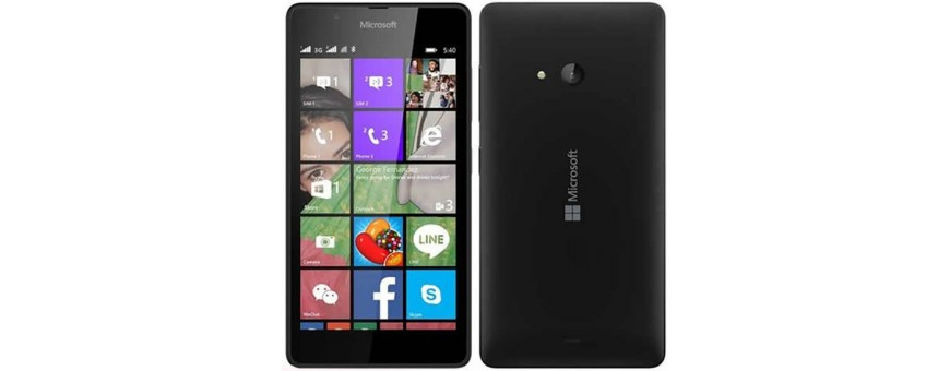 Buy Mobile Accessories for Microsoft Lumia 540 - CaseOnline.se