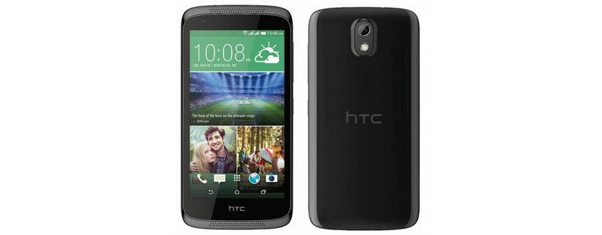 Buy mobile accessories for HTC Desire 526G + at CaseOnline.se