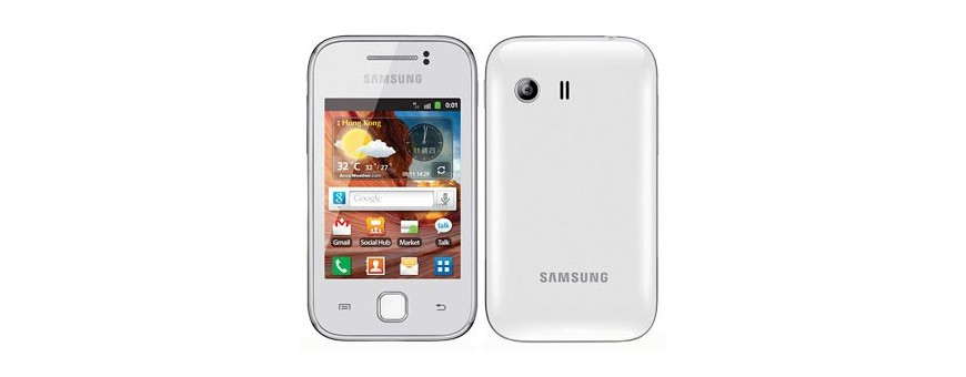 Buy cheap mobile accessories for Samsung Galaxy Y CaseOnline.se