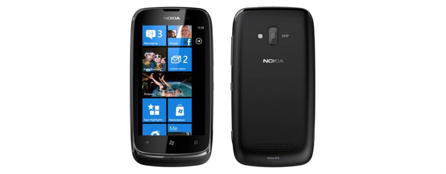 Buy Mobile Accessories for Nokia Lumia 610 CaseOnline.se