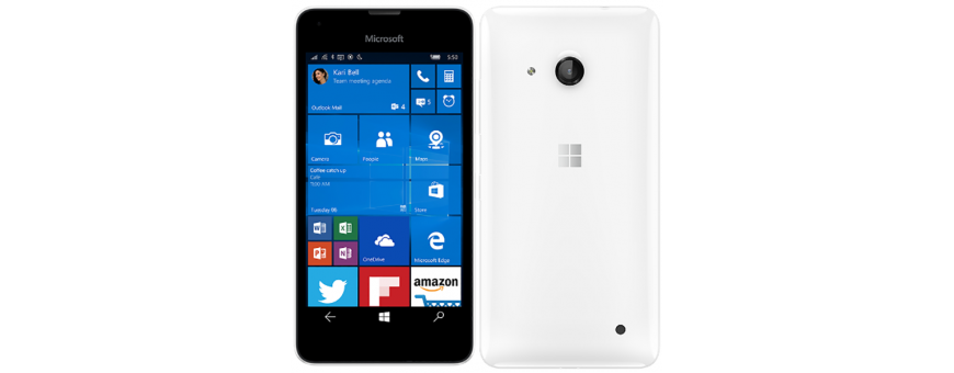 Buy mobile accessories for the MS Lumia 550 at CaseOnline.se