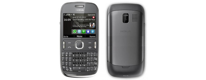 Buy mobile accessories for Nokia Asha 302 at CaseOnline.se