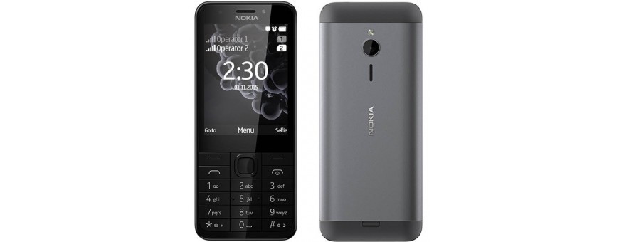 Buy mobile accessories for the Nokia 230 at CaseOnline.se