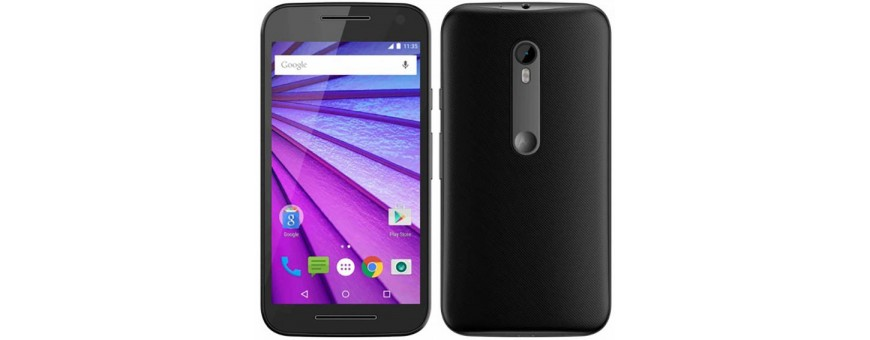Buy mobile accessories for the Motorola Moto G3 at CaseOnline.se