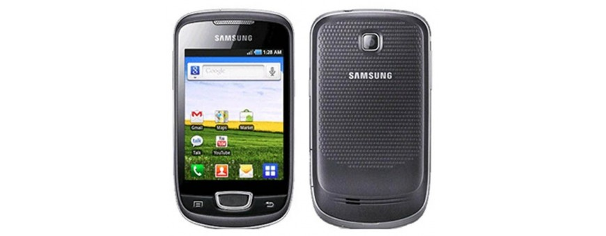 Buy cheap mobile accessories for Samsung Galaxy Mini CaseOnline.se