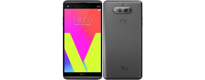 Buy mobile accessories and covers for the LG V20 at CaseOnline.se