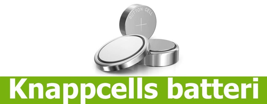 Buy button cell batteries at CaseOnline.se we have most models