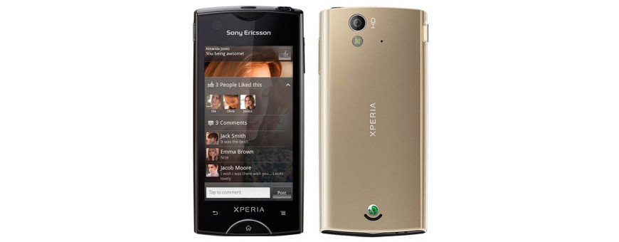 Buy Mobile Accessories for Sony Xperia Ray CaseOnline.se